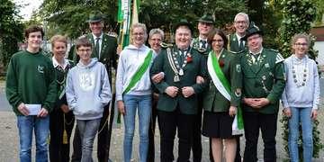Jeersdorf feiert Erntefest