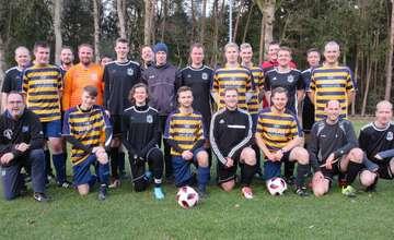 Osterveseder Fußballer setzen Tradition an Silvester fort
