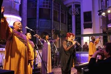 Black Gospel Angels gastieren am 8 Februar in Scheeßel