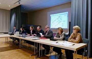Engagierte Diskussion um geplantes Naturschutzgebiet