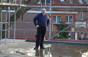 Arbeiten am Scheeßeler Rathaus finanziell und zeitlich im Plan