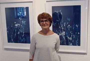 Christine Steyer stellt Impressions of Nature in Scheeßel vor  Von HansJörg Werth