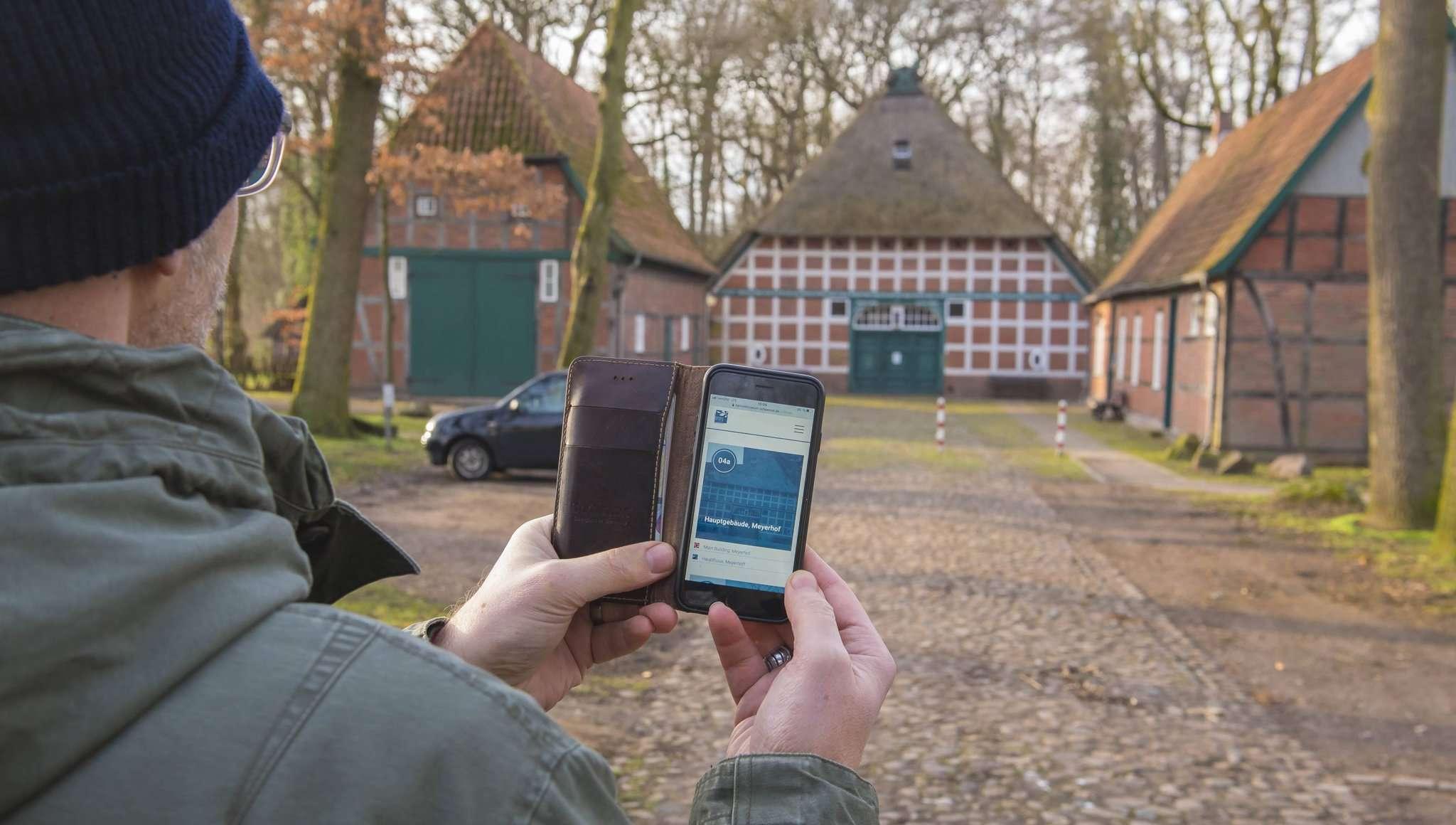 Der neue Gemeinderundgang ist ganz einfach online abrufbar und so auch individuell und corona-konform möglich. Foto: Ulla Heyne