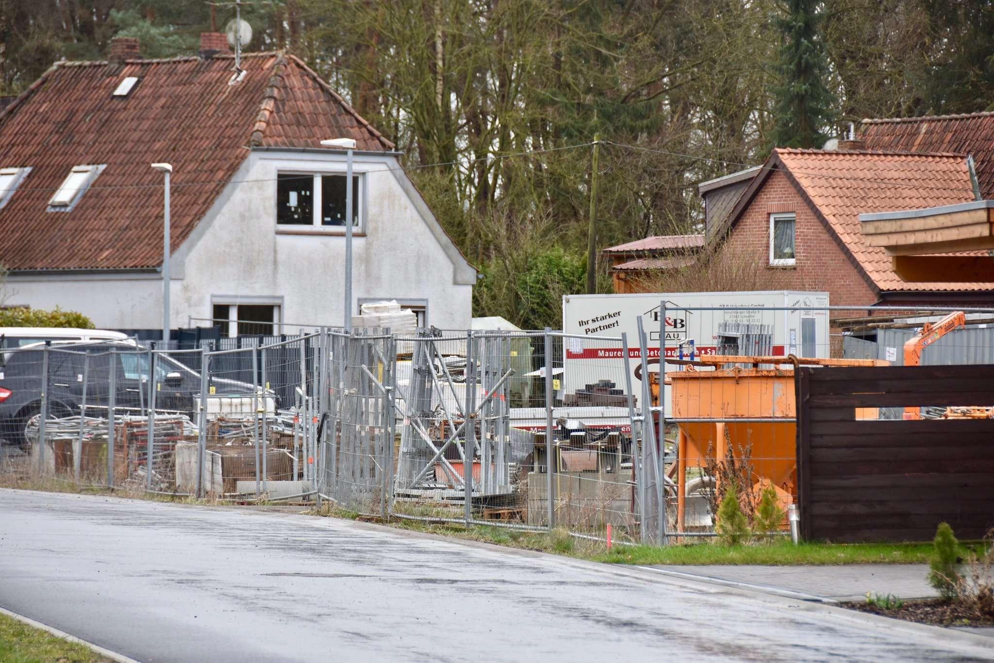 Schon jetzt gibt es einige Neubaugebiete in der Gemeinde Scheeßel u2013 in Zukunft kommen weitere hinzu.