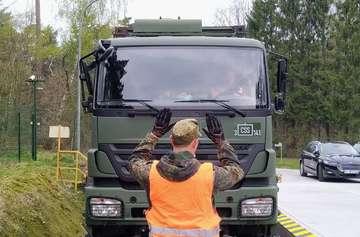 Hesedorfer Soldaten bereiten Einsatz in Litauen vor