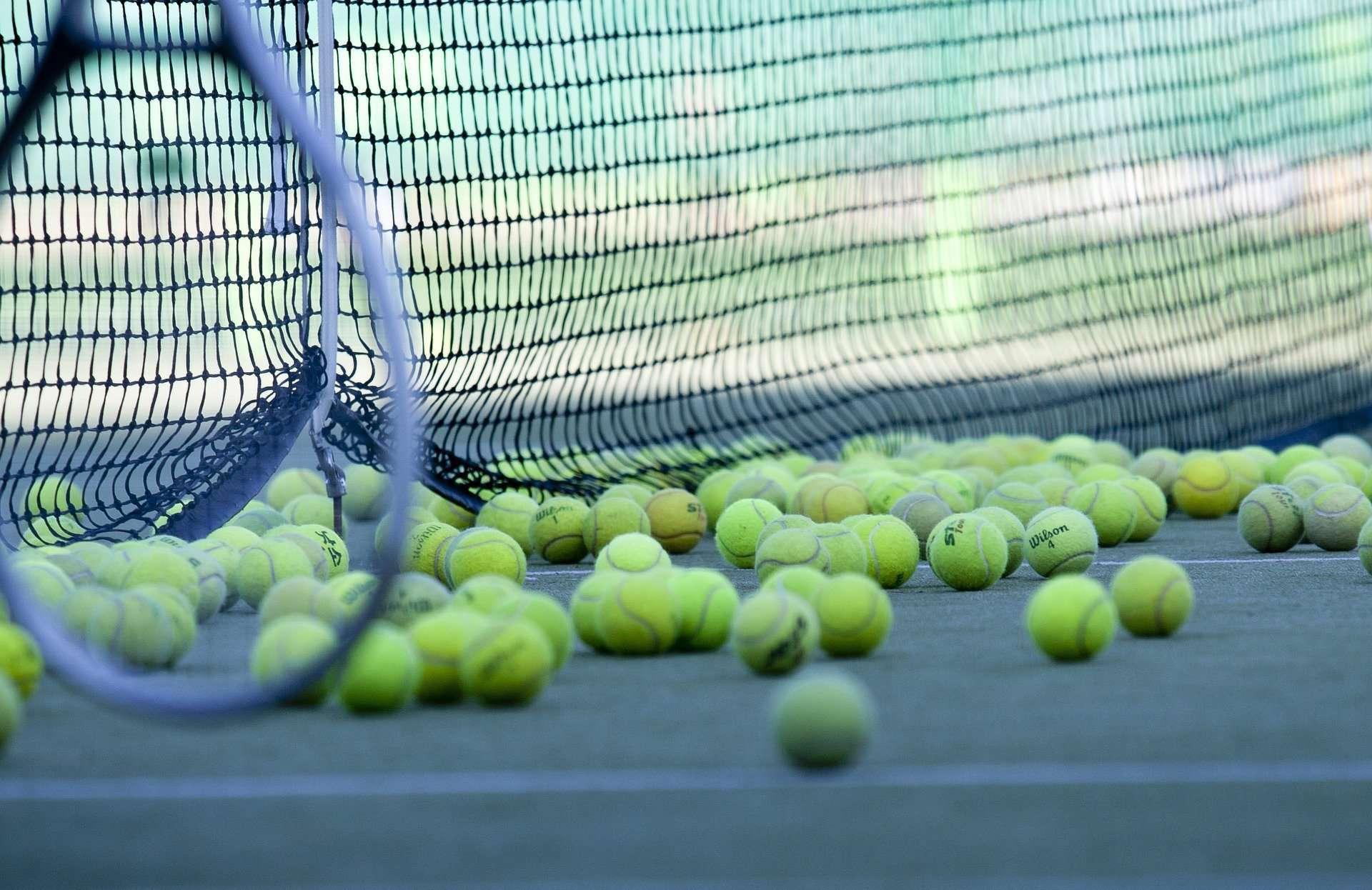 Der TC Blau-Weiß bietet in den Sommerferien einen Tennis-Schnupperkurs an.