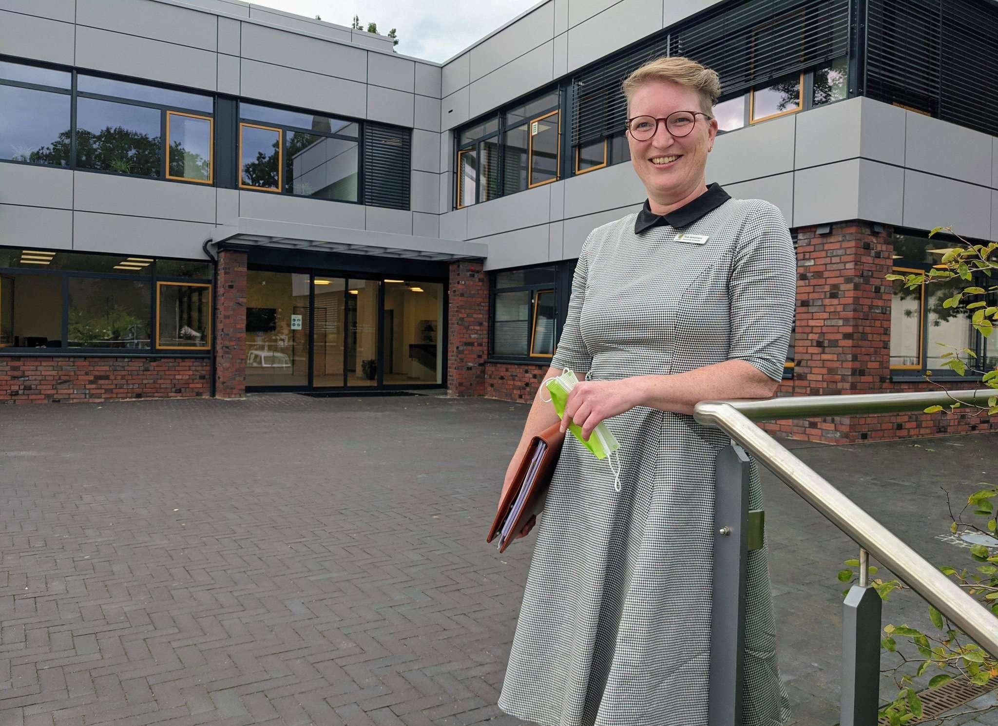Anja Schürmann arbeitet als Integrationsbeauftragte bei der Gemeinde Scheeßel. Als solche richtet sie sich jetzt mit einer Bitte an die Öffentlichkeit: