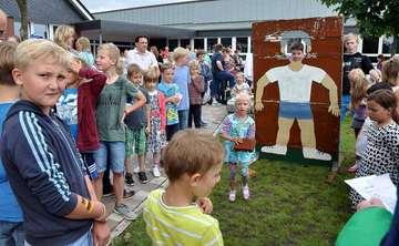 Grundschule Sittensen feiert großes Sommerfest