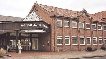 Nutzung der Volksbankfiliale als Verwaltung Rat stimmt ab