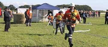 Vorbereitungen für Feuerwehrwettbewer laufen