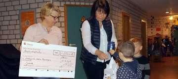 250 Euro Zuwendung für Kindertagesstätte
