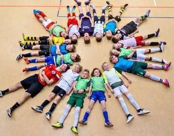 FußballTalenteCamp des VfL Zwischen den Jahren