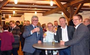 Gut besuchter Neujahrsempfang der Gemeinde Sittensen