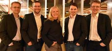 Sportverein ehrt und wählt drei Auszeichnung für Kaufholt