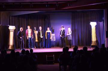 ShakespeareTheaterabend an der Kooperativen Gesamtschule