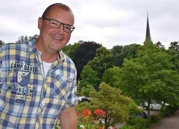Interview Letzte Amtszeit für Stefan Tiemann  Von Heidrun Meyer