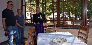 Tag des offenen Denkmals Viele Besucher auf dem Klostergut