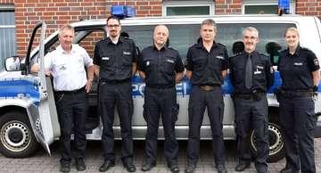 Polizeiteam neu aufgestellt