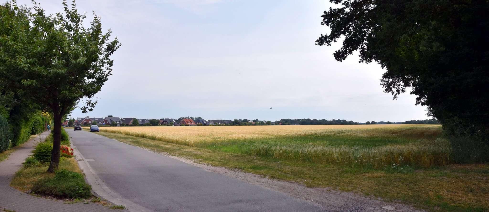 Im Bereich der Stuhmer Straße entsteht ein neues Wohngebiet, das in drei Abschnitten erschlossen werden soll.