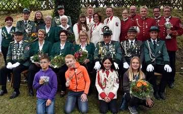 Meikel Wimmer regiert den Schützenverein Sittensen