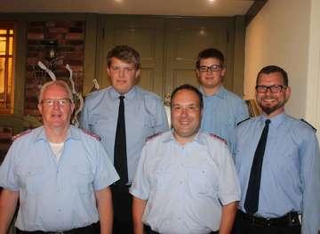 Freiwillige Feuerwehr Sittensen Ehrungen und Beförderungen
