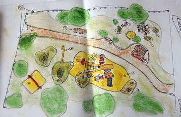 Spielplatz Hamersbruch Gemeinderat berät über Entwurf