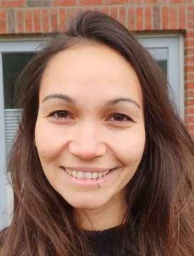 Theresa Quiachon arbeitet bei einer Menschenrechtsberatung  Von Klaus Müller