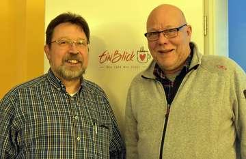Piet van Zeijl und Jochen Gessner möchten RepairCaf� gründen
