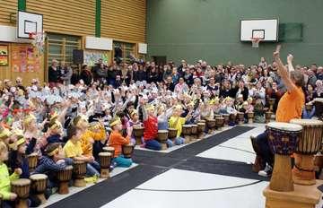 Grundschule Sittensen mit musikalischer Projektwoche