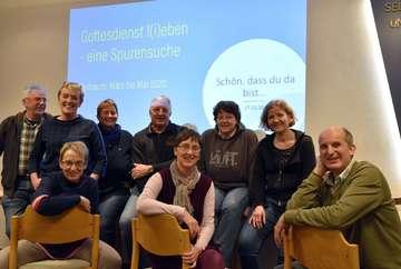 Kirchengemeinde mit Kursangebot für theologisch Interessierte