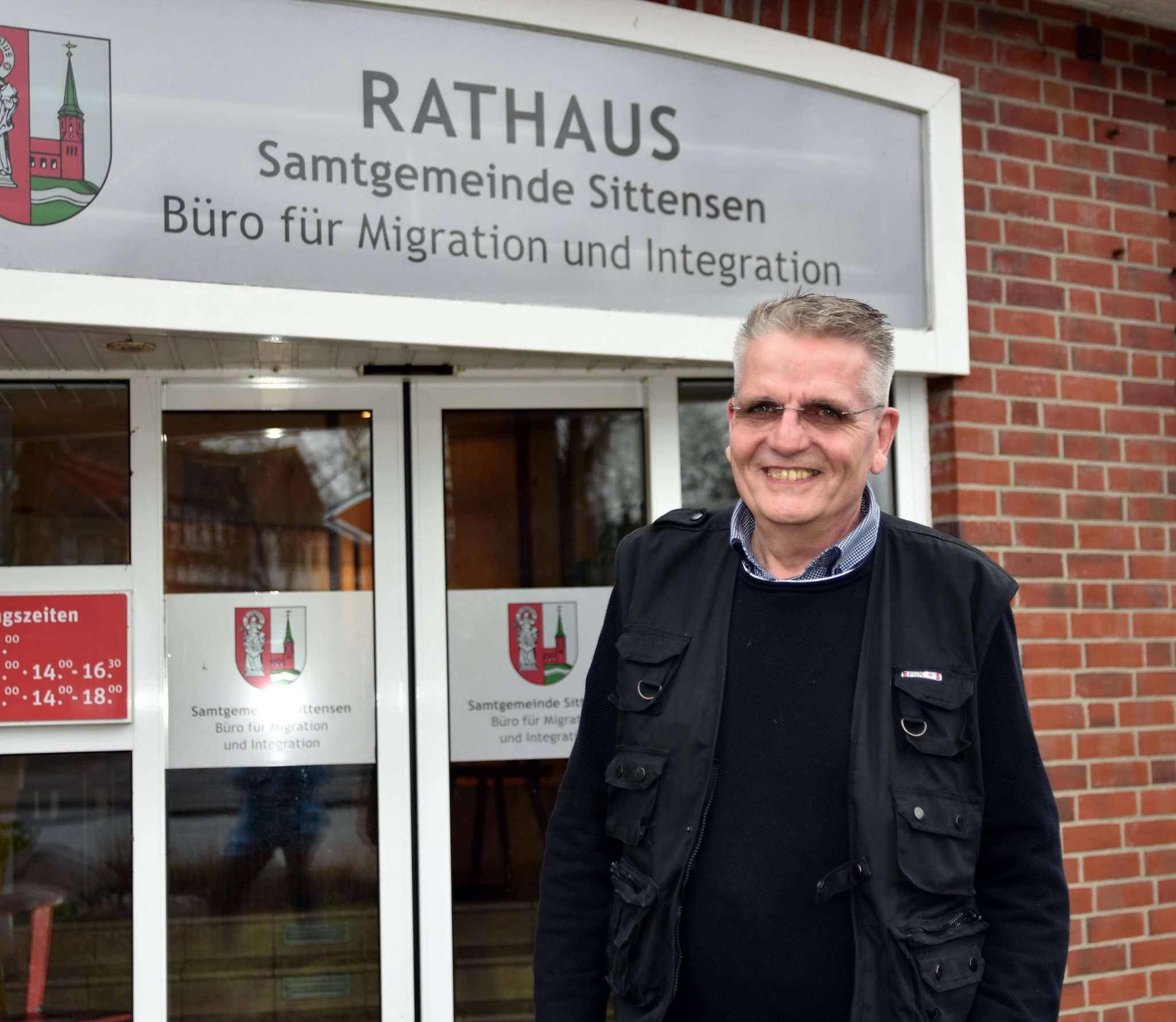 Stephan Volkmer freut sich auf die neuen Aufgaben als Vorsitzender des Präventionsrates und steckt schon voller Pläne. Foto: Heidrun Meyer