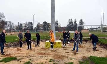 Forschung begleitet Bau der CSportanlage des VfL Sittensen