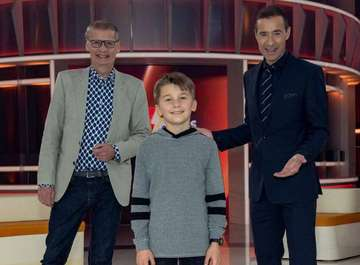 Klein gegen Groß Tomke Schultz gewinnt gegen Jauch