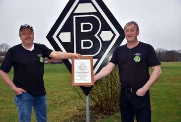 BorussiaFanclub Ostefohlen 20jähriges Bestehen