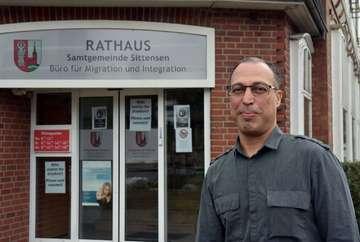 Abdelhamid Badaoui ist neuer Sozialarbeiter der Samtgemeinde