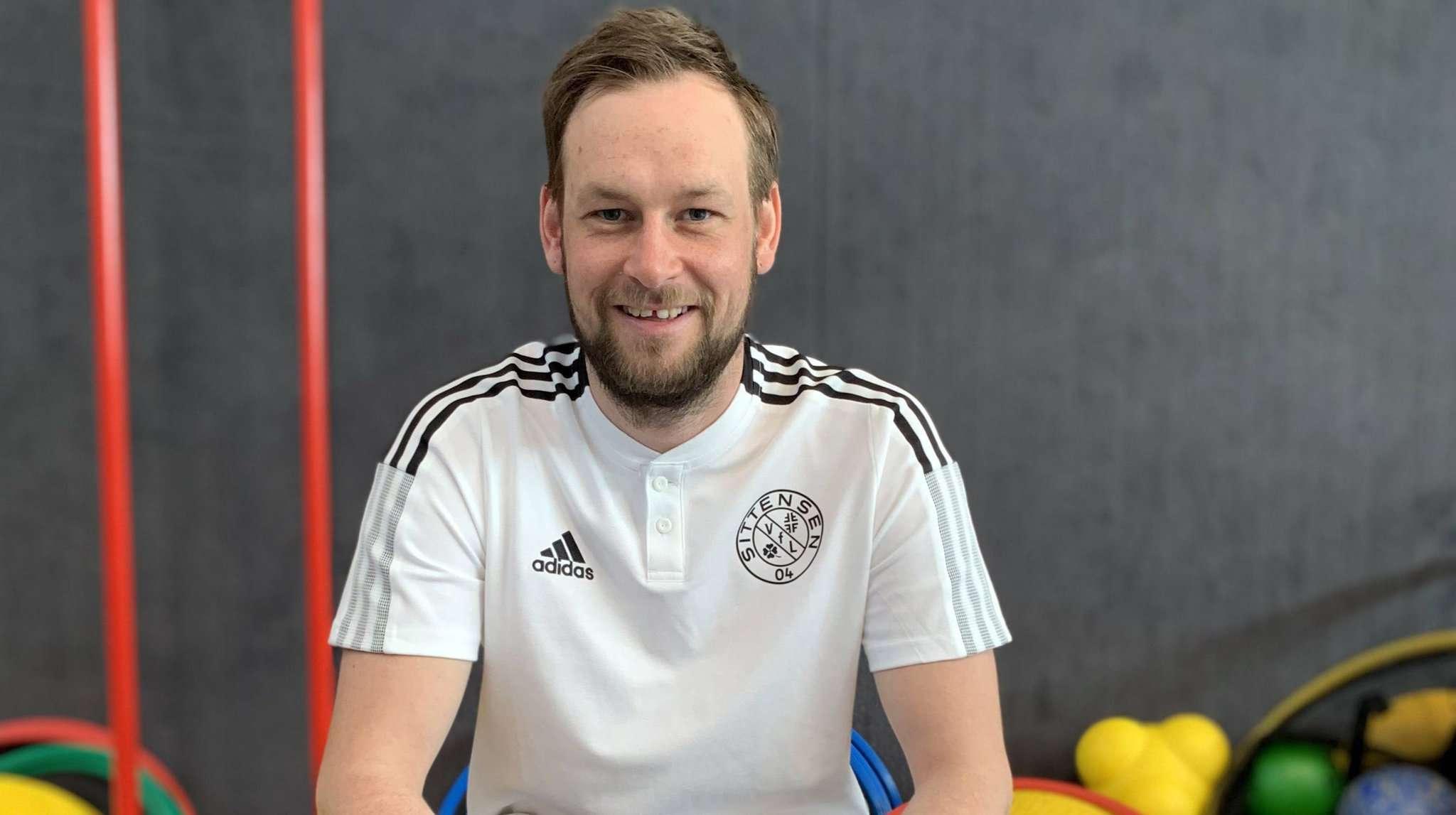 Yul Wiegand übernimmt die Leitung der Sparte Ballschule