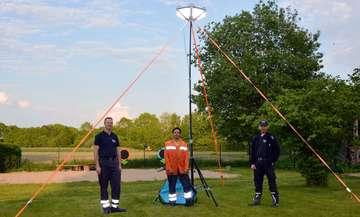 Neues Gerät für die Wohnster Feuerwehr