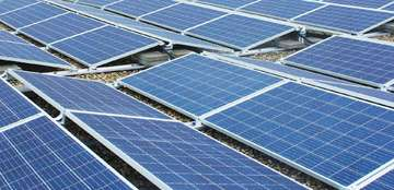 Bauausschuss informiert sich über den geplanten Solarpark in Tiste  VON HEIDRUN MEYER