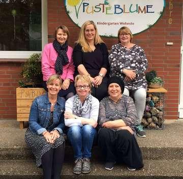 Kindergarten Pusteblume blickt auf 50jähriges Bestehen zurück