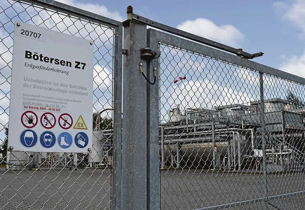 Bötersen Z7 ist rund 700 Meter vom geplanten Baugebiet entfernt. Für die Träger öffentlicher Belange ist das kein Problem, für die BI Gegen Gasbohren im Landkreis Rotenburg schon.