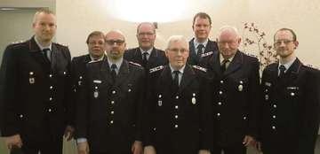 Ahauser Feuerwehr wählt einen neuen Ortsbrandmeister