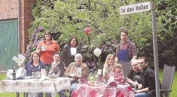 Dorfverein plant ZufallsTafel
