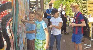 Jugendtreff veranstaltet HappyHolidayParty