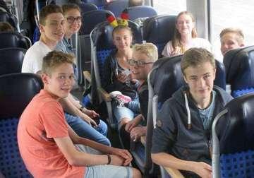 Evangelische Jugend in Niedersachsen unterwegs