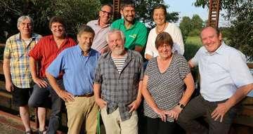 Grüne geben Kandidaten für Kommunalwahl bekannt