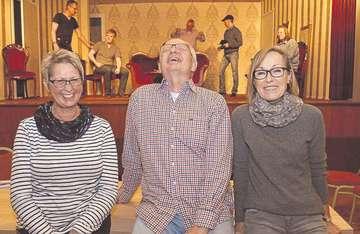 Laienspielgruppe des TV Sottrum feiert 70 Jahre Bestehen  Von Andreas Schultz