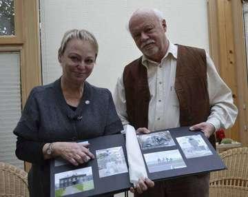 Karin FugeVenzke und Jörg Friedhelm Venzke bereisen die Welt  Von Andreas Schultz