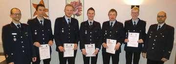 Jahreshauptversammlung der Brandschützer