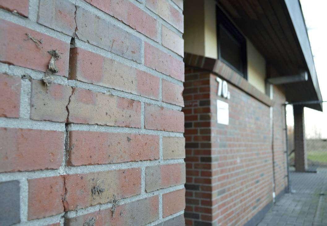 Wenn es nur die Risse in der Fassade wären: geschenkt. Aber der TV Sottrum hat ganz andere Probleme mit dem Sporthaus an der Alten Dorfstraße.