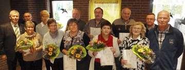 Jahreshauptversammlung des SOVD Sottrum